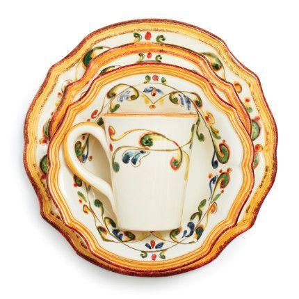 Mara 16 Piece Dinnerware Set Cooklng Pinterest