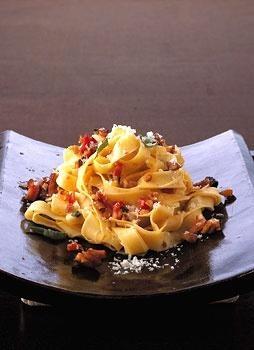 Chestnut, Sage And Prosciutto Spaghetti Recipes — Dishmaps