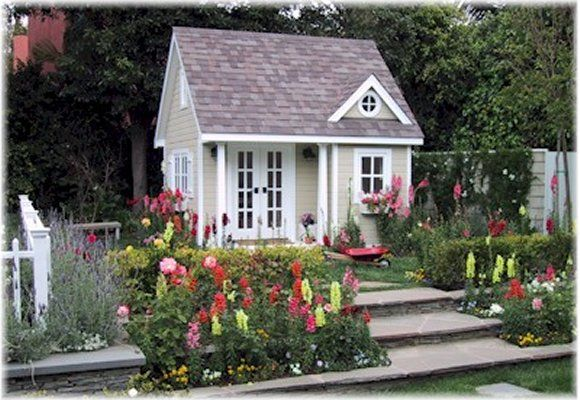 french cottage - Google Search