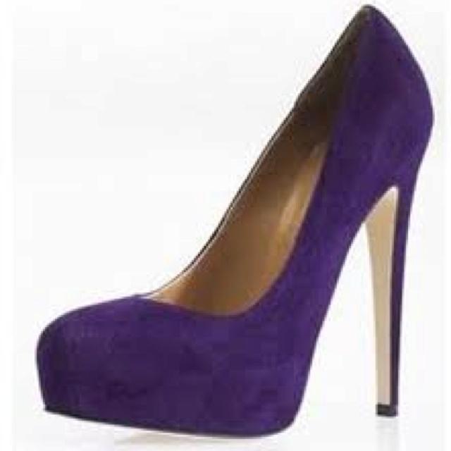 Purple for fall & TCU!