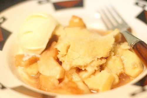 Apple Pandowdy | Delicious Desserts | Pinterest
