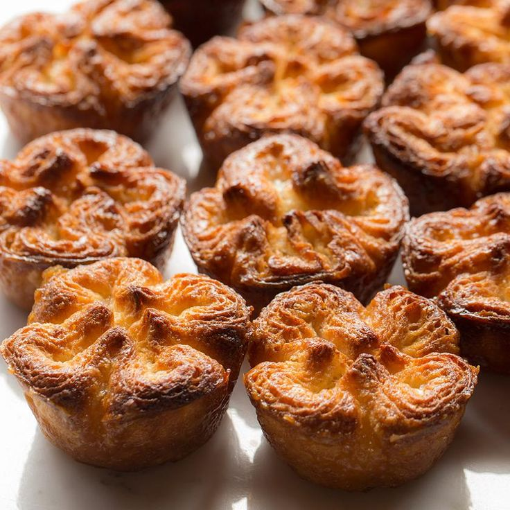 Kouign-Amann - recipe & video by ChefSteps.com #baking #pastry