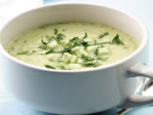 cucumber-soup | Food | Pinterest