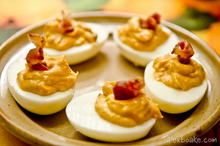 Smoky Bacon Deviled Eggs | PALEO DIET ONLY | Pinterest