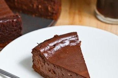 Guinness Chocolate Cheesecake — Punchfork
