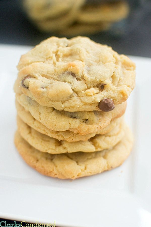 This recipe is my FAVORITE chocolate chip cookie recipe -- the cookies ...