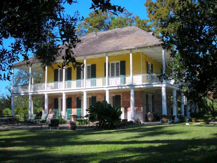 Mary Plantation Braithwaite Louisiana Plantation Homes