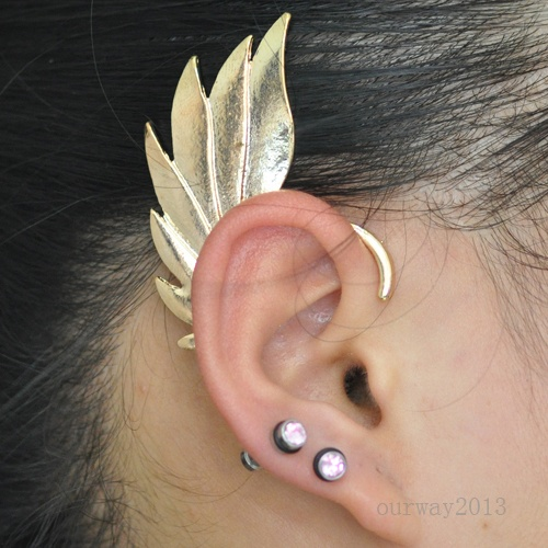 Ear Cuff For Fairy Or Mercury Costume Costumes Pinterest
