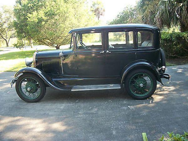1929 ford model a 4 door sedan cars pinterest for 1929 ford model a 4 door sedan