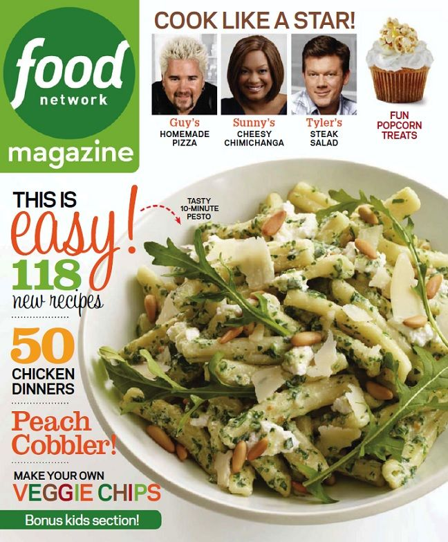 Food Network Magazine - September 2013