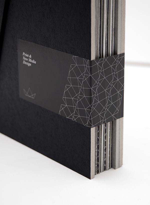 Company Profile for Graphic Design Studio Kalimera