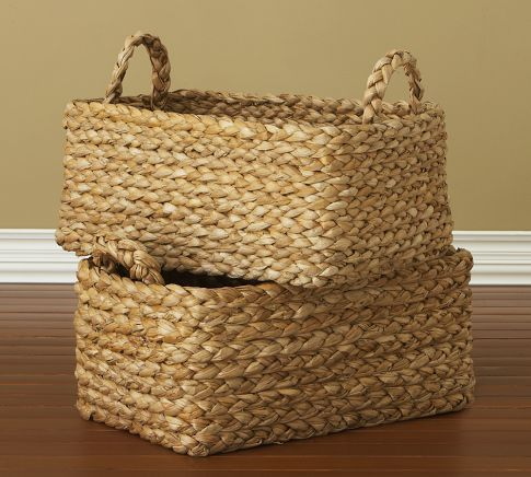 Bailey Baskets. Have these- love them!