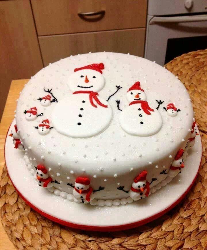 Christmas Cake Ideas Pinterest : Christmas cake Amazing cakes!!! Pinterest