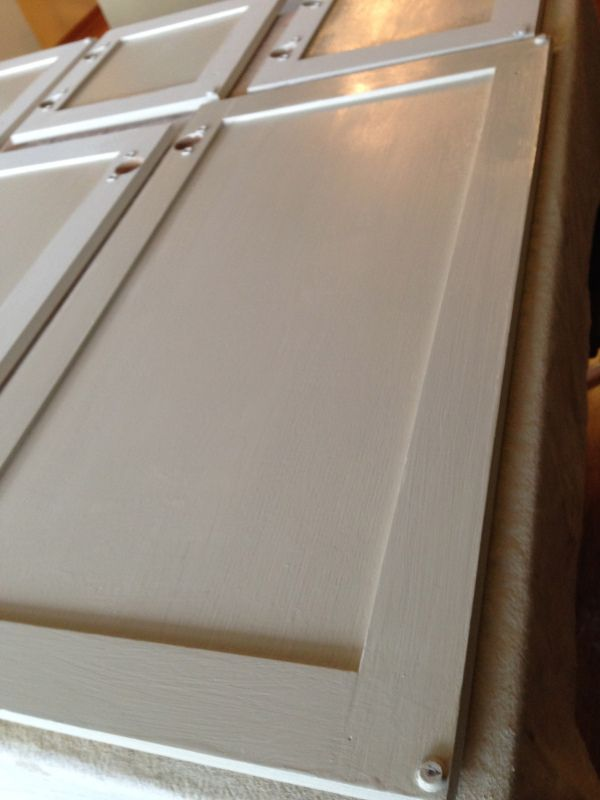 cabinets, hints and how to's Using annie sloan chalk paint Old ochre