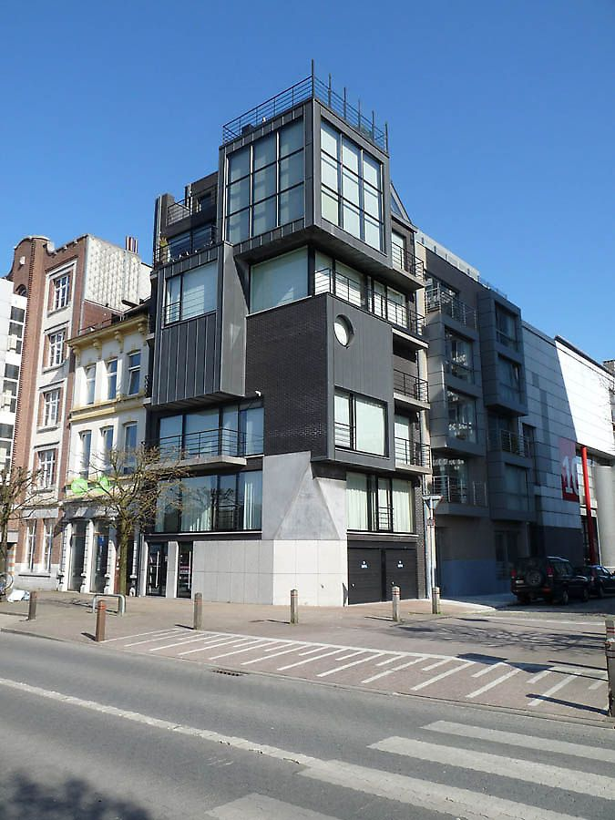 Appartments In Brussels Apartments In Antwerp Belgium Arch Pinterest