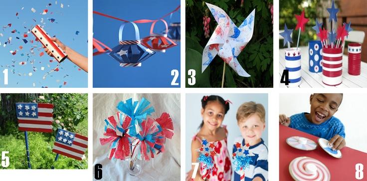 july 4th children's activities