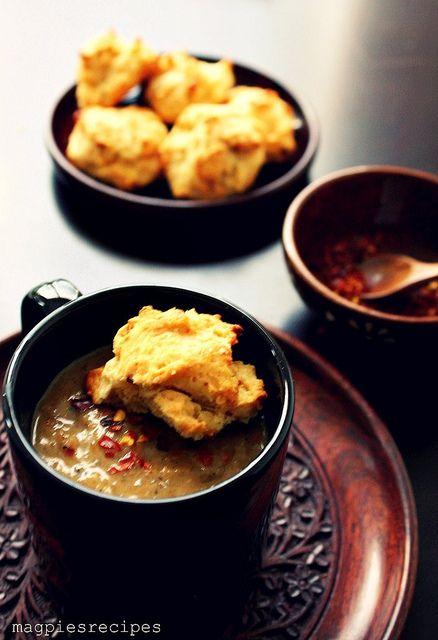 roasted cauliflower soup w cumin | Soup, Stews , Chili , & Curries ...