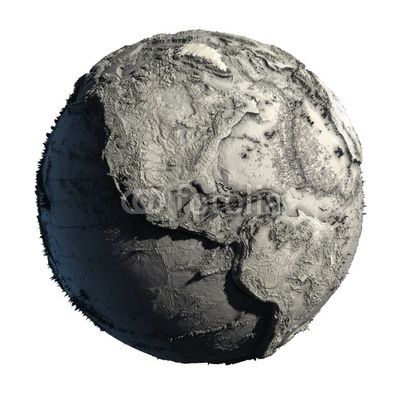 the earth without water Scientists probing the earth's interior have found a large reservoir of water equal to the volume of the arctic ocean beneath eastern asia the left figure is a slice through the earth, taken from .
