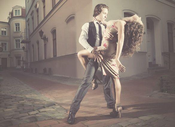 history latin dance