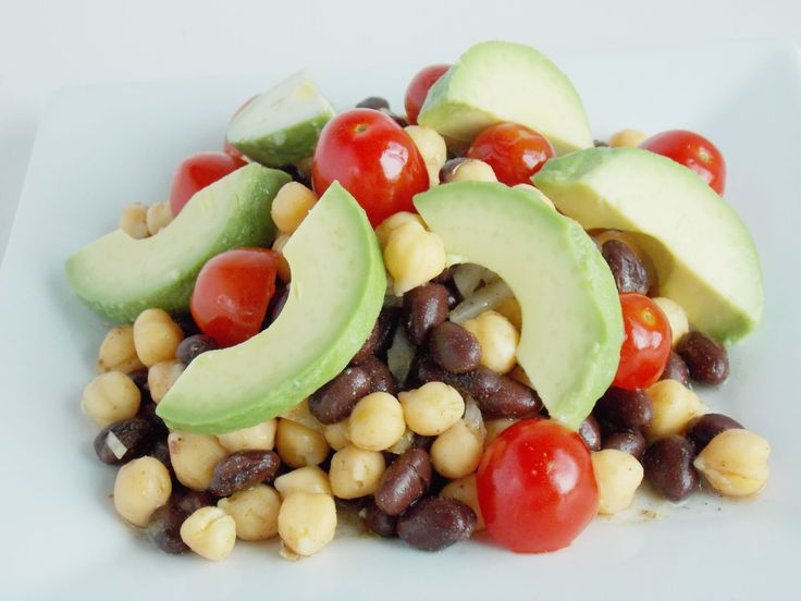 Mexican Bean Salad | Side Dishes | Pinterest