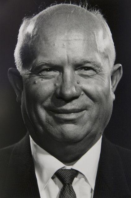 Nikita Khrushchev apush