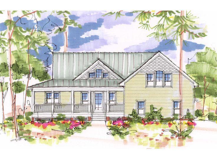13 wonderful cracker style home plans architecture plans for Cracker style house plans