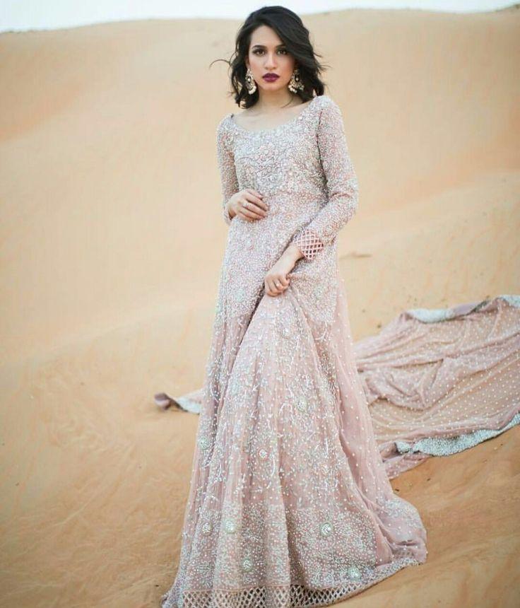 1000 ideas about pakistani bridal dresses on pinterest for Pakistani designer wedding dresses