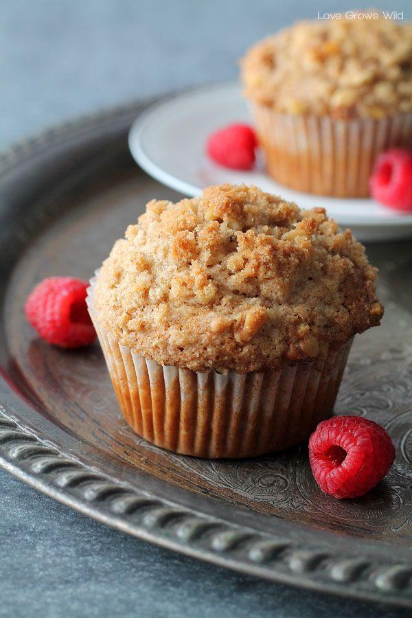 Coffee Cake Muffins | Recipe