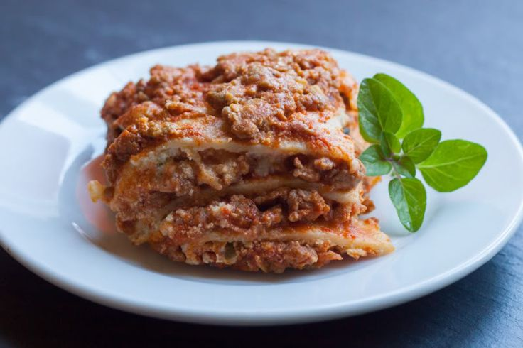 Gluten-Free Lasagna | Holidays and Special Occasions (grain & legume ...