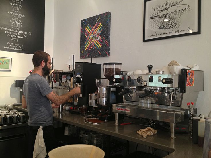 flying machine coffee urbana