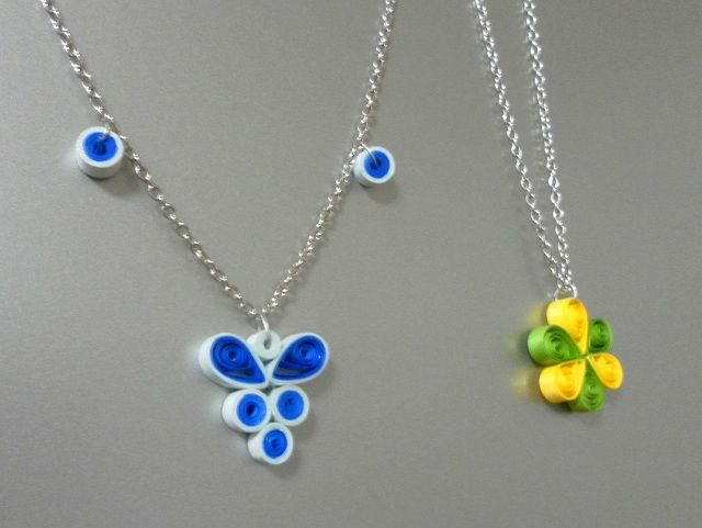 Paper quilling how to make your own quilled jewelry for How to make your own quilling paper