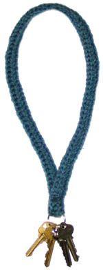 Crochet Pattern: Lanyard