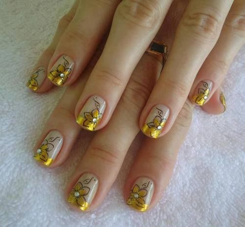 Nail Art | via Facebook | nails, bracelets and make-up!! | Pinterest