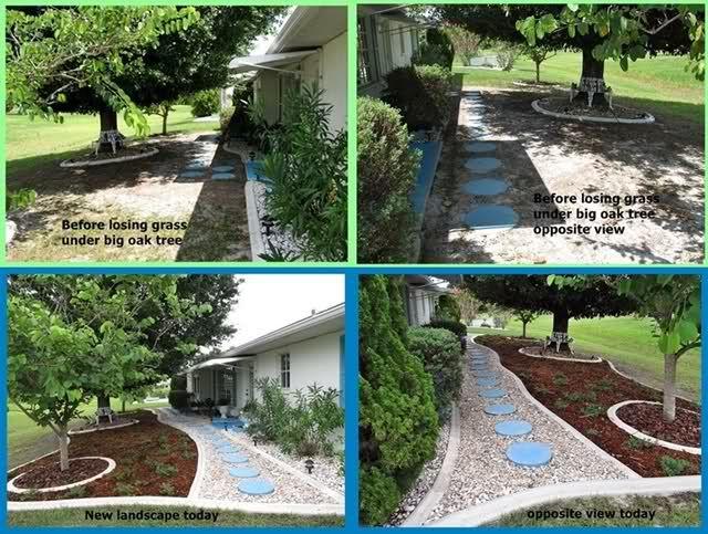 ... New landscape job just finished - Florida Gardening Forum - GardenWeb