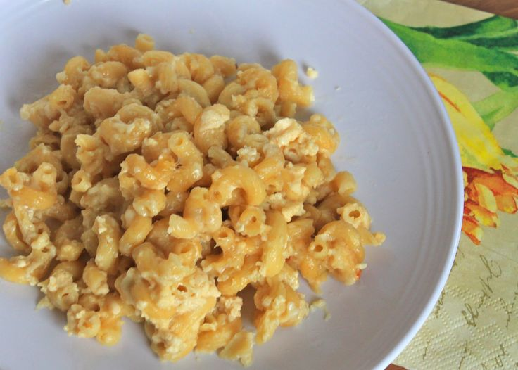 Crock Pot Macaroni and Cheese it was Delicious and so EASY!! AB