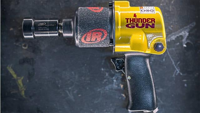 Thunder Gun Impact Wrench