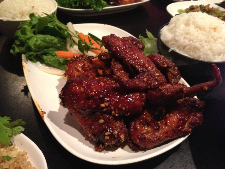 for Ike's Vietnamese Fish Sauce Wings, by Andy Ricker of Pok Pok ...