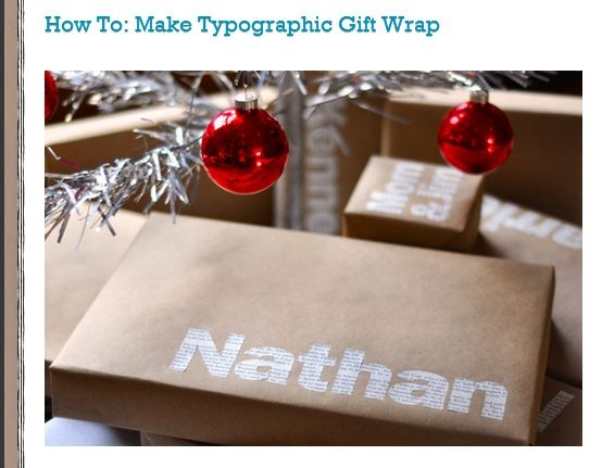 For Great Christmas Gifts Diy Do It Yourself Fai Da