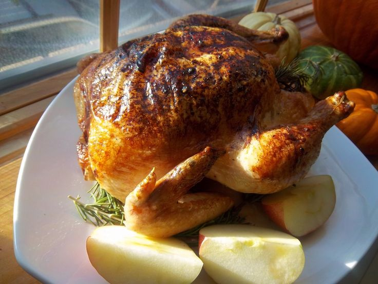 cider glazed turkey with apple cider sage gravy