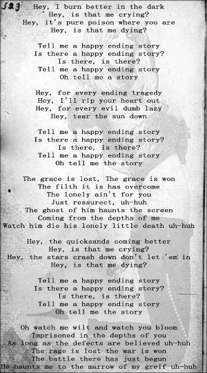 Happy Ending Story Lyrics   Fave Music/Lyrics   Pinterest