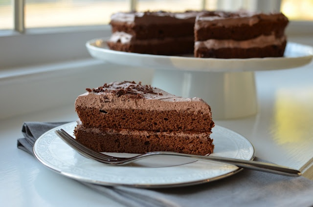 Flourless Chocolate Cloud Cake | Food at it's best! | Pinterest