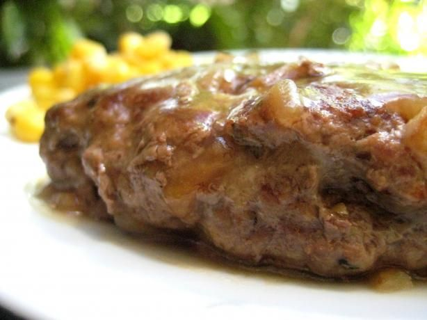Salisbury Steak | Recipe