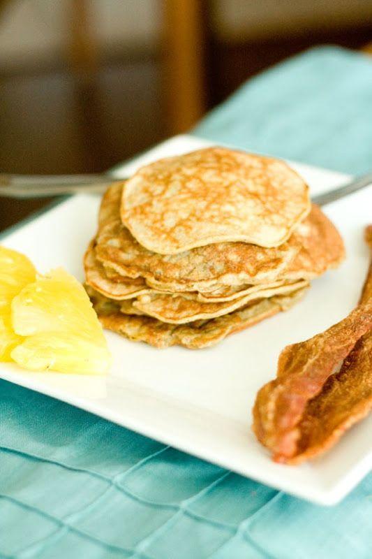 Banana Pancakes | Yummy | Pinterest