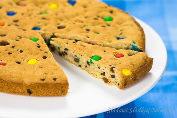 giant cookie | Bars and Cookies | Pinterest