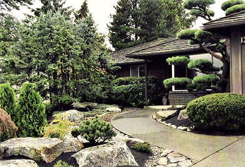 Japanese Rock Garden Gallagher Pinterest