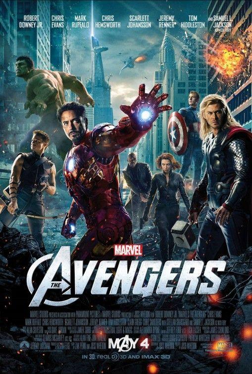 The Avengers - poster design: BLT Communications, LLC