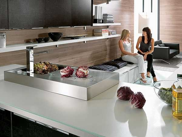 stylish kitchen countertop materials modern kitchen design trends 20