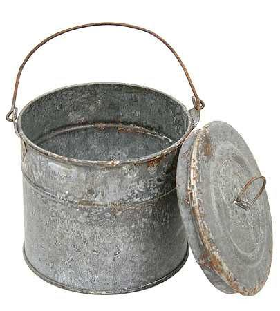 Pin by connie sadowinski on antiques collectables for Old metal buckets
