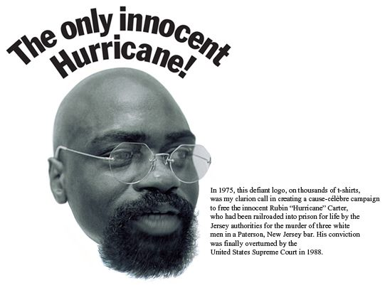 """account of the rubin hurricane carter case 'hurricane' carter was wrongly convicted, but he wasn't innocent  former boxer rubin """"hurricane"""" carter,  many skeptical accounts of carter's story exist in the gutters and fetid ."""