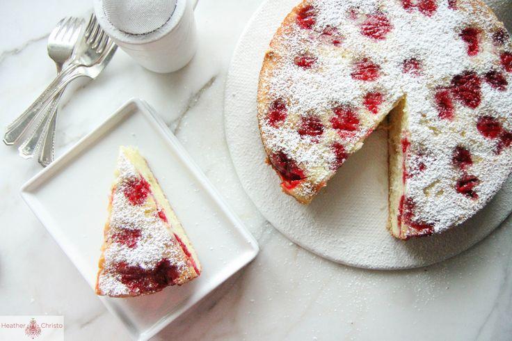 Raspberry Buttermilk Cake | Recipe